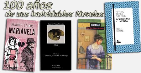 Novelas clasicos Pérez Galdos
