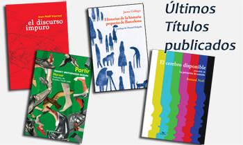 Últimos libros Incorpore Editorial