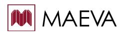 Maeva Logo