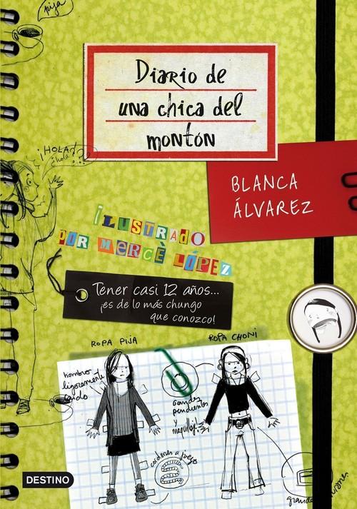 Diario de una chica del monton - Distribuciones Cimadevilla - photo#15