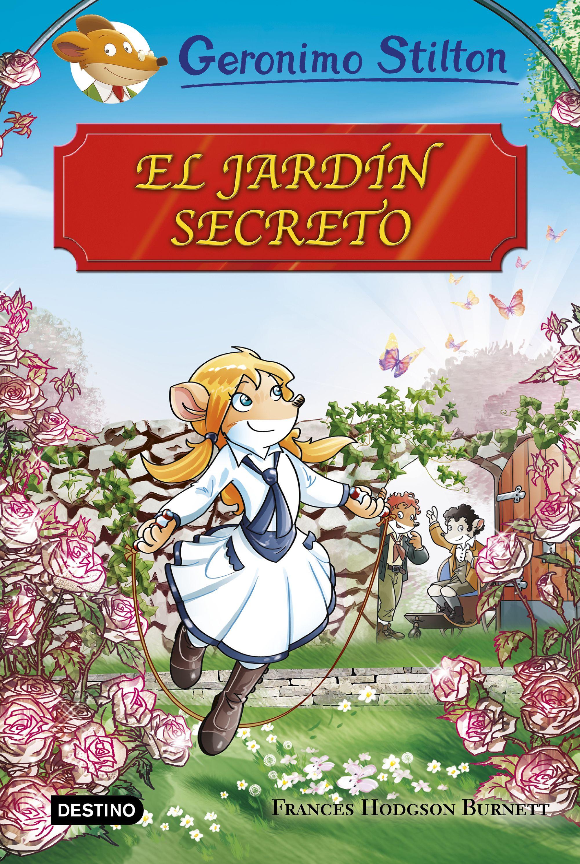 Gs el jardin secreto distribuciones cimadevilla for El jardin secreto precios