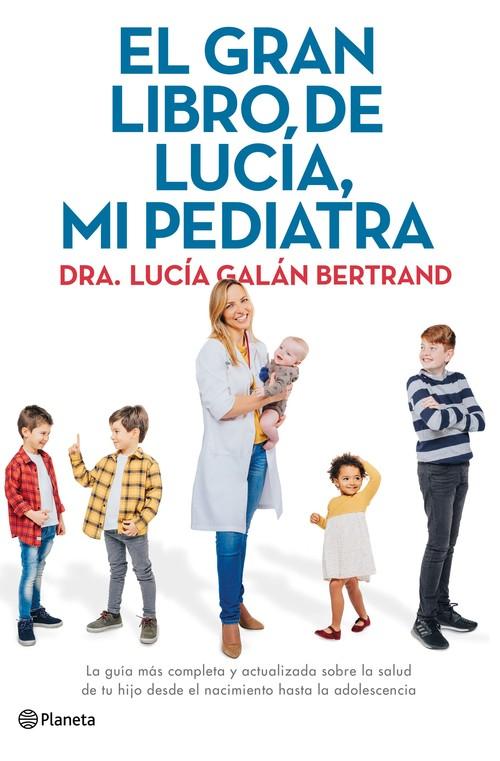 Gran libro de lucía, mi pediatra, el - Distribuciones ...