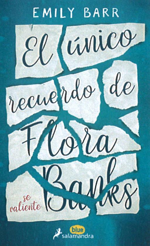 Resultado de imagen de El único recuerdo de Flora Banks