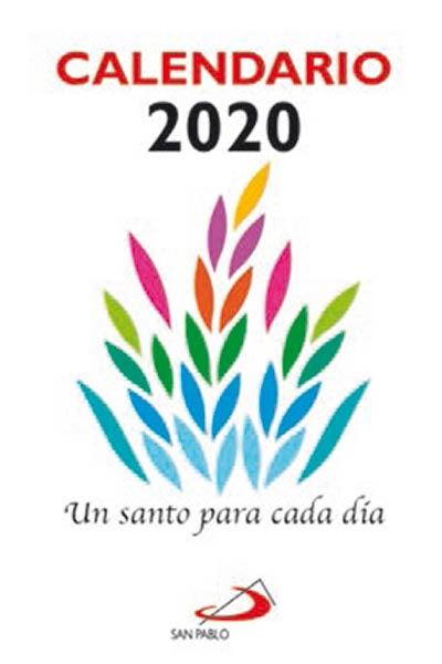 Calendario Zaragozano 2020.Taco Un Santo Para Cada Dia 2020 Distribuciones Cimadevilla