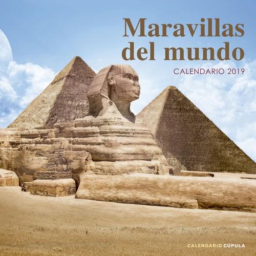 Calendario Zaragozano 2020.Calendario Maravillas Del Mundo 2019 Distribuciones Cimadevilla