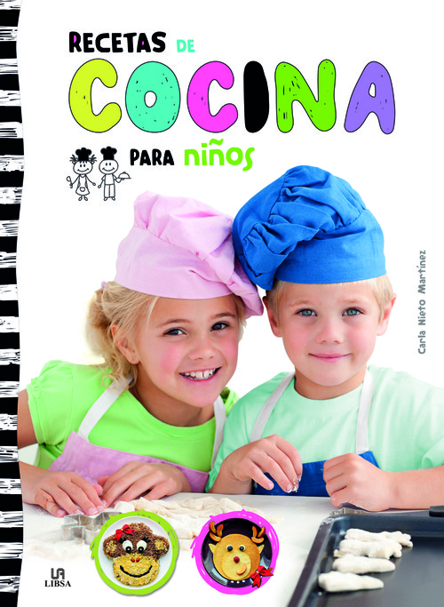 Recetas de cocina para ni os distribuciones cimadevilla for Libro cocina para ninos