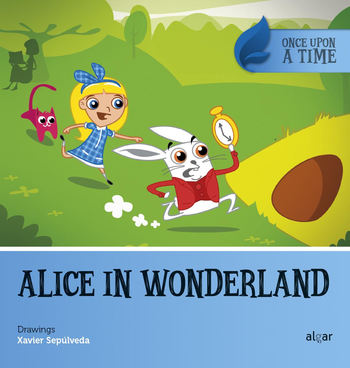 Calendario Zaragozano 2020.Alice In Wonderland Distribuciones Cimadevilla