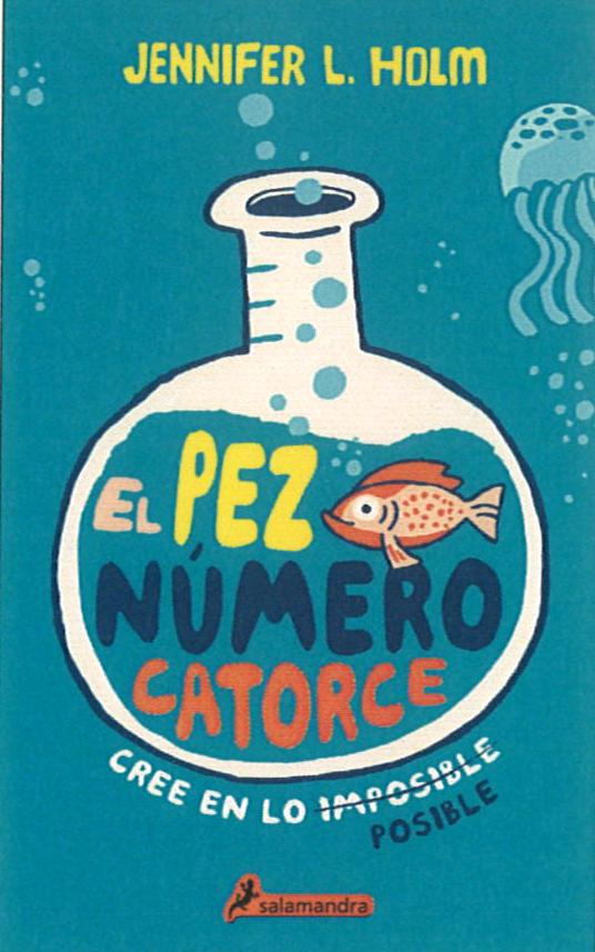 Resultado de imagen para el pez numero catorce