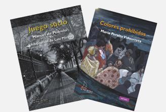 Obras de autores contemporáneos adaptadas a Lectura Fácil